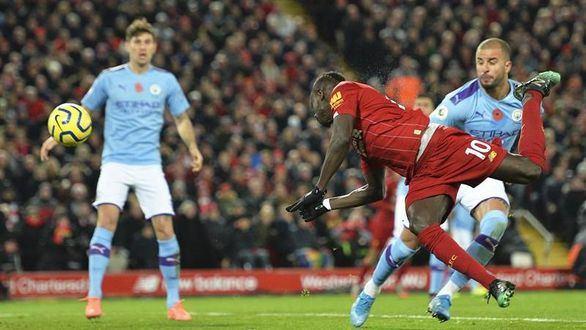 Ligas europeas. El Liverpool arrolla al City con una exhibición en Anfield