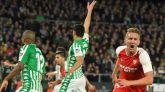 El Sevilla toma el Villamarín y deja al Betis contra las cuerdas | 1-2