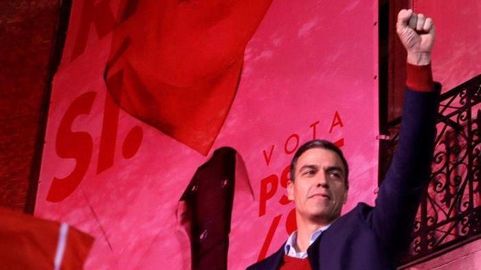 Los militantes del PSOE cambian el