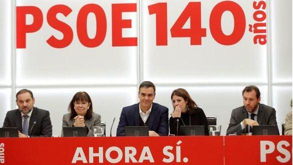 El PSOE descarta la gran coalición y aboga por un gobierno progresista
