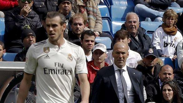 ¿Se está riendo Gareth Bale del Real Madrid?