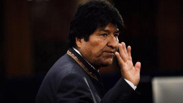 Evo Morales se refugia en México por
