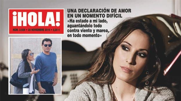 La nueva vida de Albert Rivera con Malú:
