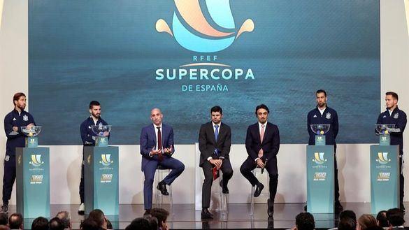 RTVE renuncia a emitir la Supercopa de Arabia Saudí por razones humanitarias