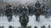 Escena de la película 'La guerra del planeta de los simios'.