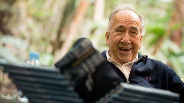 El poeta catalán Joan Margarit gana a sus 81 años el Premio Cervantes 2019