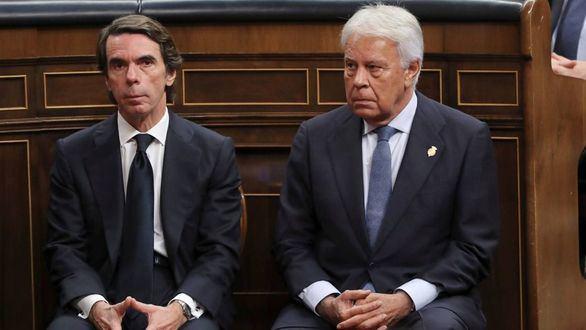 Aznar y González critican el acuerdo de gobierno: