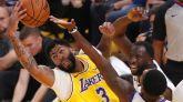 NBA. Los Lakers de LeBron James certifican el cambio de mando ante los Warriors