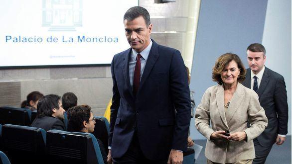 La investidura de Sánchez, en vilo por el rechazo de ERC