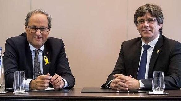 ¿Costeó la corrupción los gastos de Puigdemont en Waterloo?