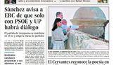 Lo que dicen los diarios sobre el Rey en Cuba