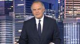 Pedro Piqueras presenta 'Informtivos Telecinco 21:00'.