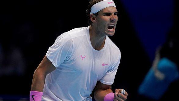 Nadal cierra con victoria pero queda fuera de semifinales tras el triunfo de Zverev