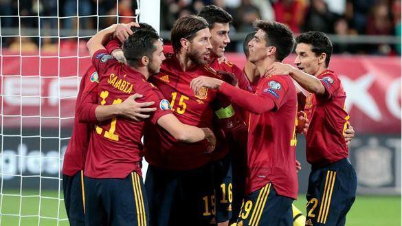 España se da un homenaje ante Malta | 7-0