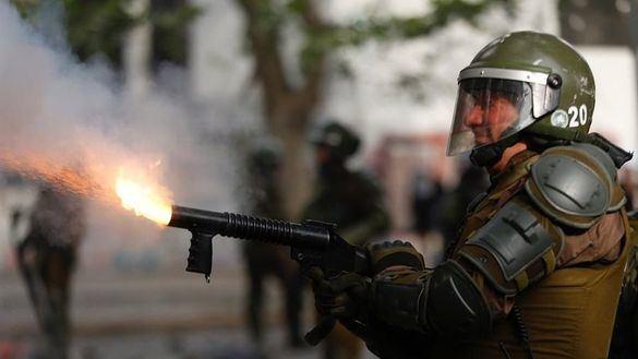 La represión de Piñera deja tuertos a casi 200 ciudadanos en Chile