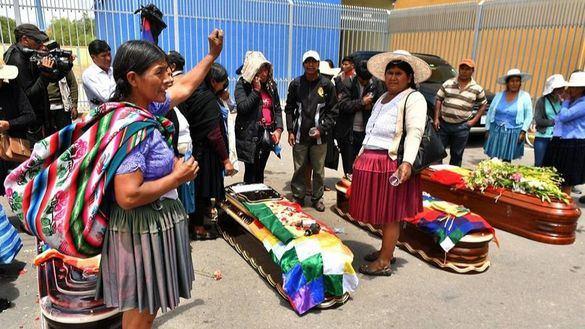 La tensión entre el Gobierno interino y los seguidores de Evo Morales no baja en Bolivia