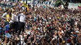 Guaidó y el chavismo vuelven a medir sus fuerzas en las calles de Venezuela