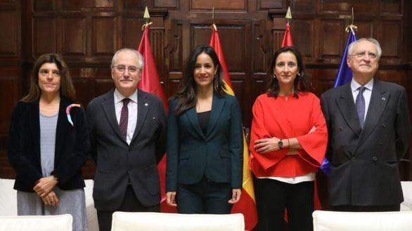 La vicealcaldesa de Madrid, Begoña Villacís.