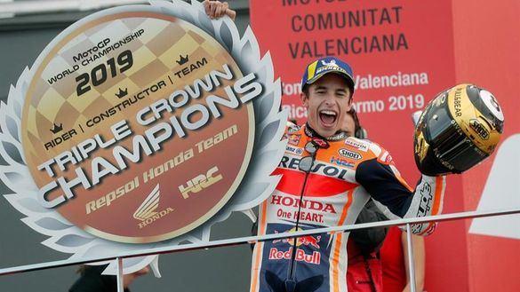 MotoGP. Márquez, intratable en la despedida de Jorge Lorenzo
