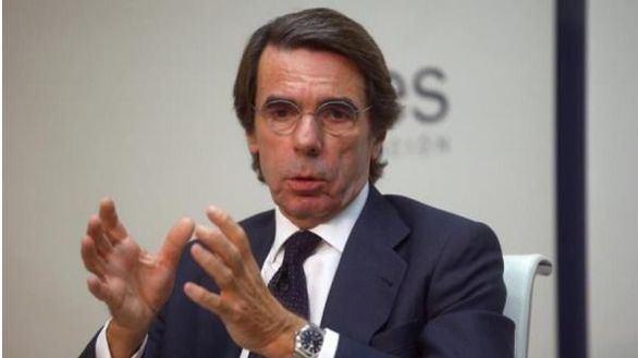 Aznar aboga por una