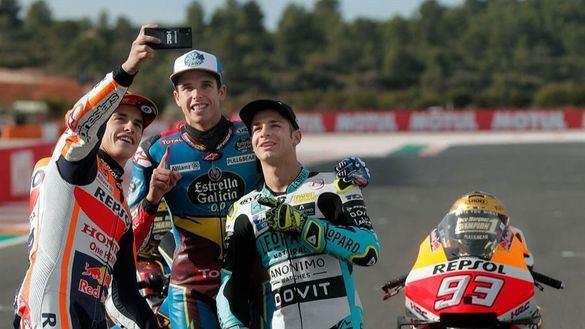 MotoGP. Oficial: Marc Márquez y su hermano Álex serán compañeros en Repsol