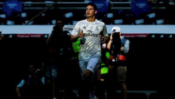 James se lesiona la rodilla: los focos apuntan a Florentino Pérez