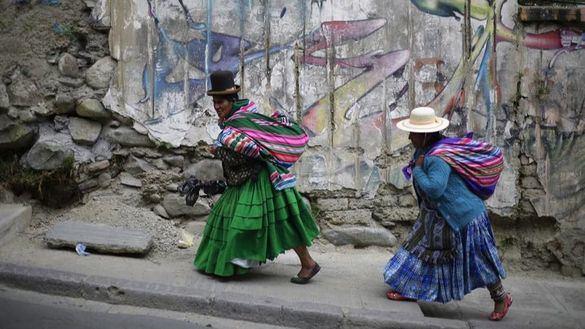 El estallido tras la renuncia de Evo Morales causa desabastecimiento de alimentos en La Paz