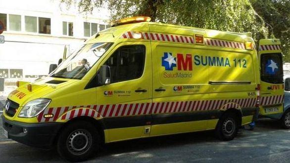 Muere un taxista apuñalado dentro de su vehículo en Alcalá de Henares