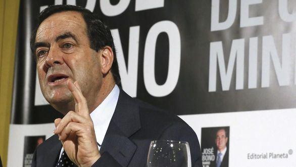 Imagen de archivo del exministro José Bono