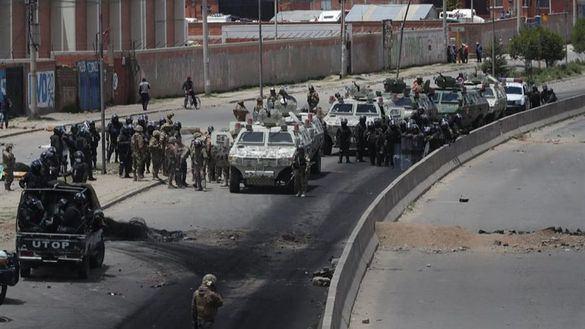 Se agrava la crisis tras la renuncia de Evo Morales: al menos tres muertos y 30 heridos este martes