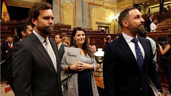 Cordón sanitario del PSOE a Vox en la Mesa del Congreso