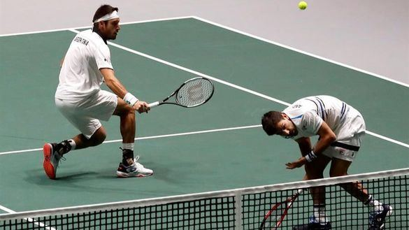 Argentina, rival de España en los cuartos de final de la Copa Davis