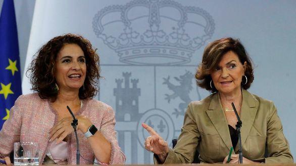 Maroto cree que la sentencia de los ERE salpica a Sánchez