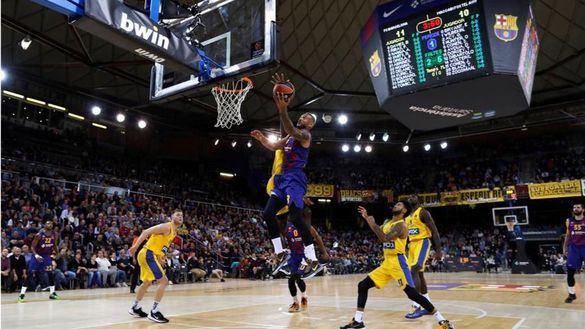 Euroliga. El Barcelona somete al Maccabi en una segunda parte perfecta |96-73