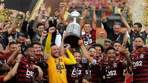 Copa Libertadores. Flamengo destroza la mística de River y es campeón | 2-1
