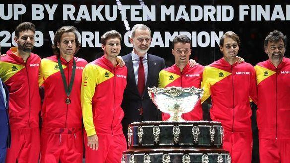 La España de Nadal gana la Copa Davis en la primera edición del renovado torneo