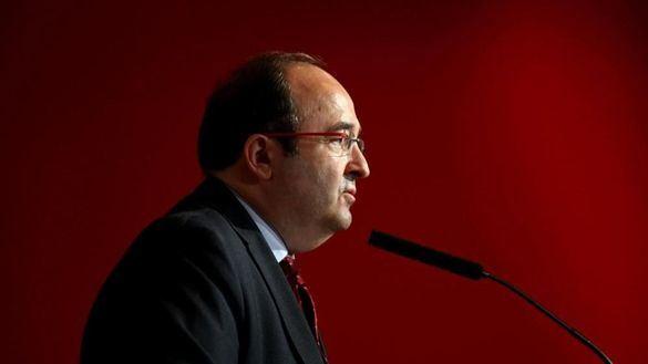El PSC le recuerda al PSOE que Cataluña es una nación