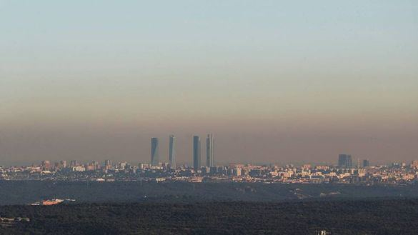 La concentración de CO2 en la atmósfera alcanza un récord sin precedentes