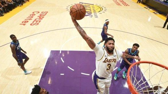NBA. Los Lakers de Anthony Davis y LeBron James ya dan miedo