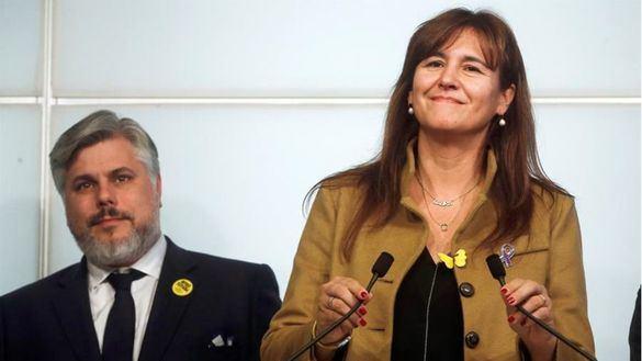 La Fiscalía pide al Supremo que impute a la diputada Laura Borrás