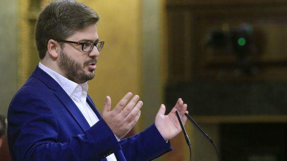 Enésima dimisión en Cs: Fran Hervías deja la cúpula del partido
