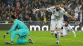 El Real Madrid da un golpe de autoridad inocuo ante el PSG | 2-2