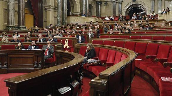 El Parlament burla al TC: aprueba una resolución por la autodeterminación y contra la Monarquía