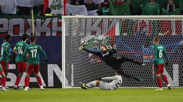 El Bayer Leverkusen no tira la toalla en Moscú | 0-2