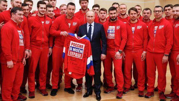 Rusia, al borde de no poder competir en los Juegos Olímpicos de Tokio