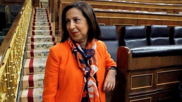 Margarita Robles asumirá las funciones de Josep Borrell en Exteriores