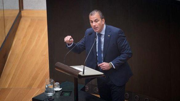 Ortega Smith, reprobado por negar la violencia de género gracias a Ciudadanos