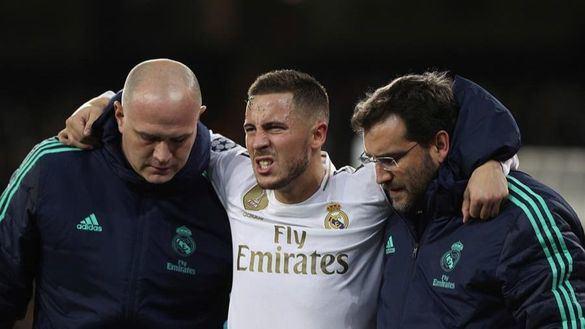 El Real Madrid respira: la lesión de Hazard no es grave