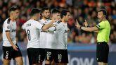 El Valencia sólo sobrevive al tiroteo ante el Chelsea | 2-2