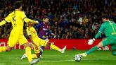 La debilidad del Dortmund y Messi patrocinan el liderato del Barcelona | 3-1
